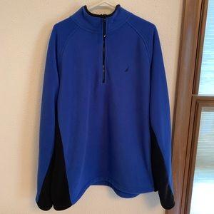 Men's Nautica Half Zip Sweater XL